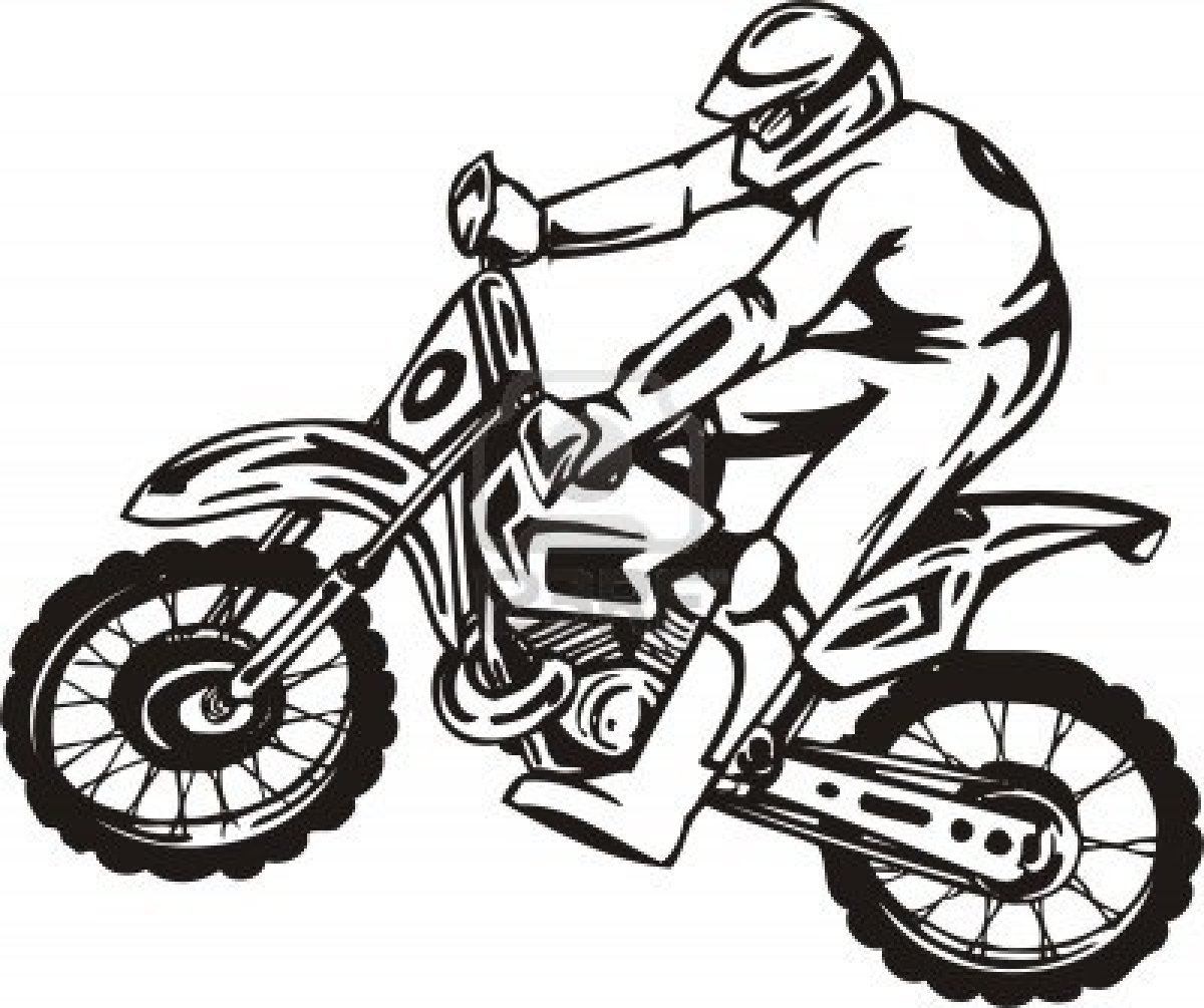 moto moto coloring pages - photo#30